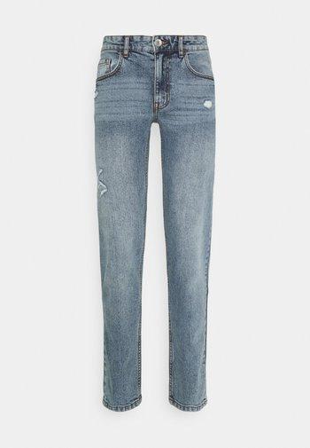 STOCKHOLM DESTROY - Jeans slim fit - crystal blue