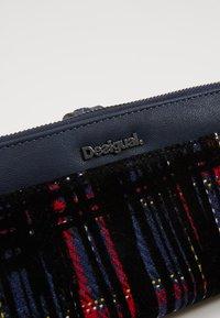 Desigual - MONE INLOVE PIA - Portfel - black/blue - 2