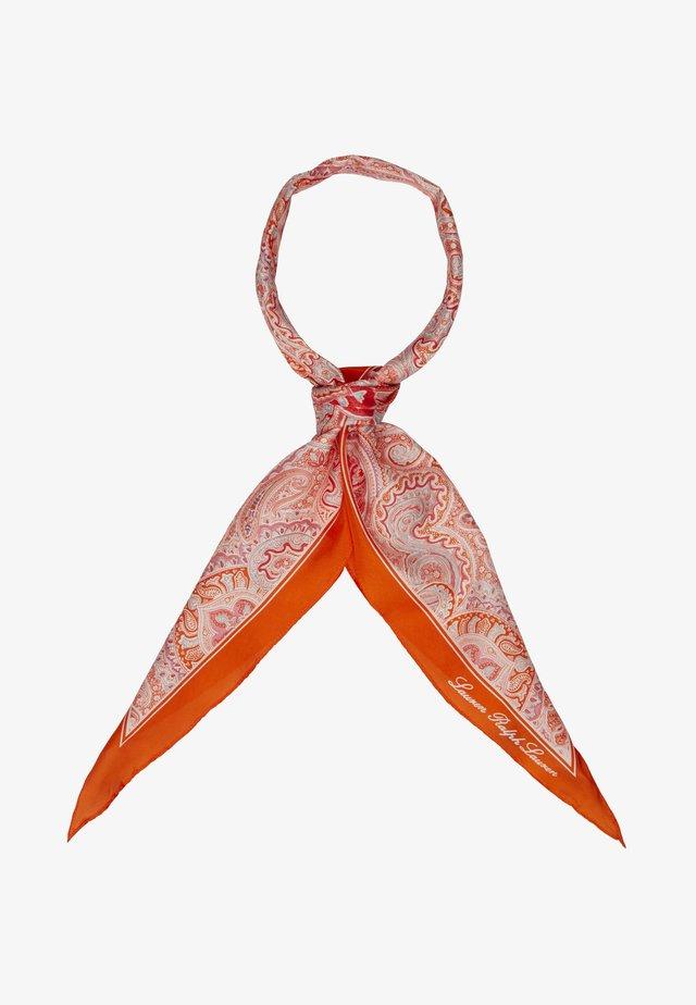 OLIVIA - Foulard - dusk orange