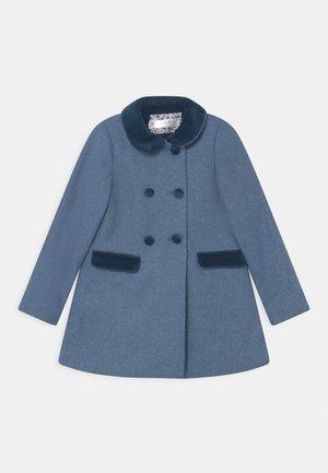 NOA - Classic coat - blue