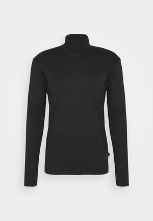 JPRBLARAY ROLL NECK - Long sleeved top - black