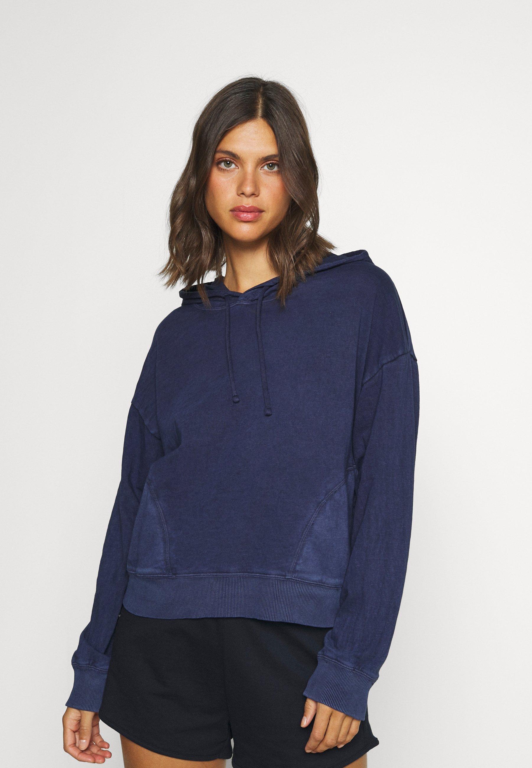 Women SLUB HOODIE - Pyjama top