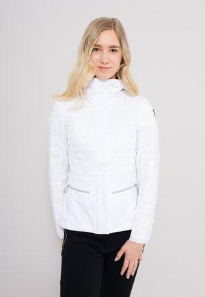Soft shell jacket - weiss