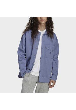 ADICOLOR TWILL  - Summer jacket - purple
