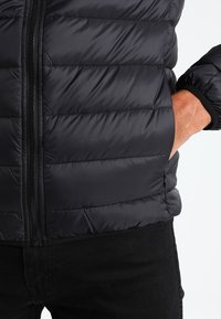 Pier One - Down jacket - black - 4