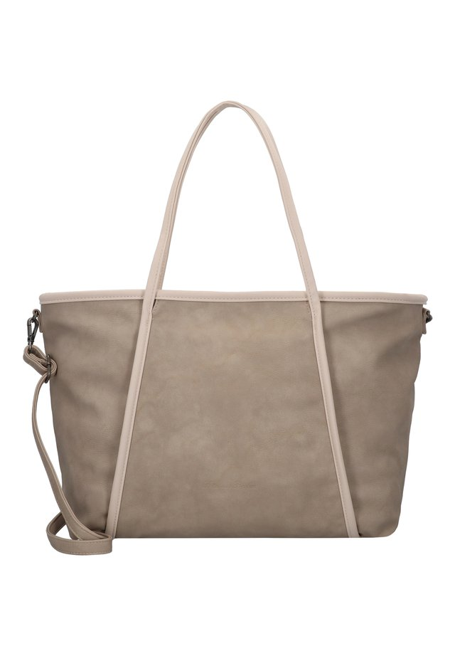 FAE SHOPPER TASCHE 40 CM - Shopper - soft stone