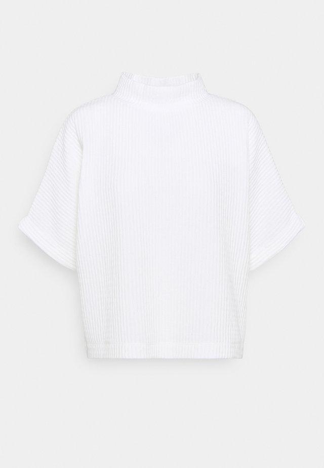 UNILA - T-shirt imprimé - milk