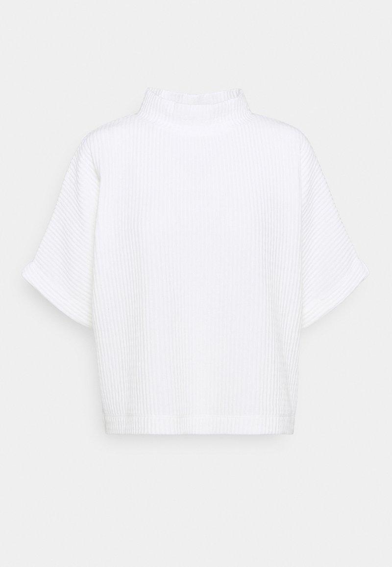 someday. - UNILA - Print T-shirt - milk