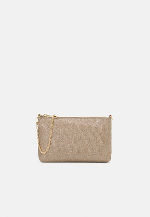 BAG JACKIE PARTY STRAP - Clutch - gold