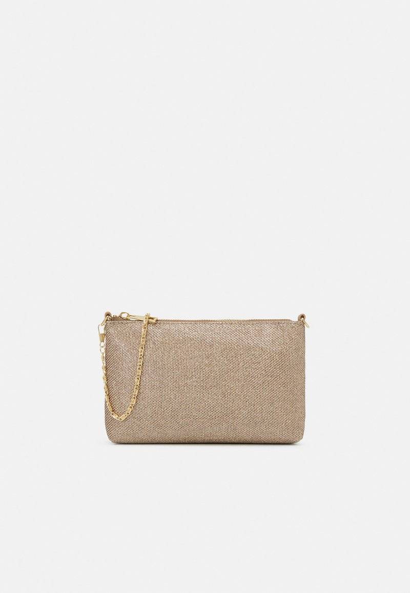 Lindex - BAG JACKIE PARTY STRAP - Clutch - gold