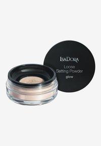 IsaDora - LOOSE SETTING POWDER GLOW - Setting spray & powder - glow - 0