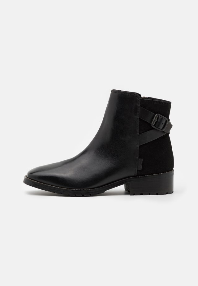 TENAYA - Classic ankle boots - regular black