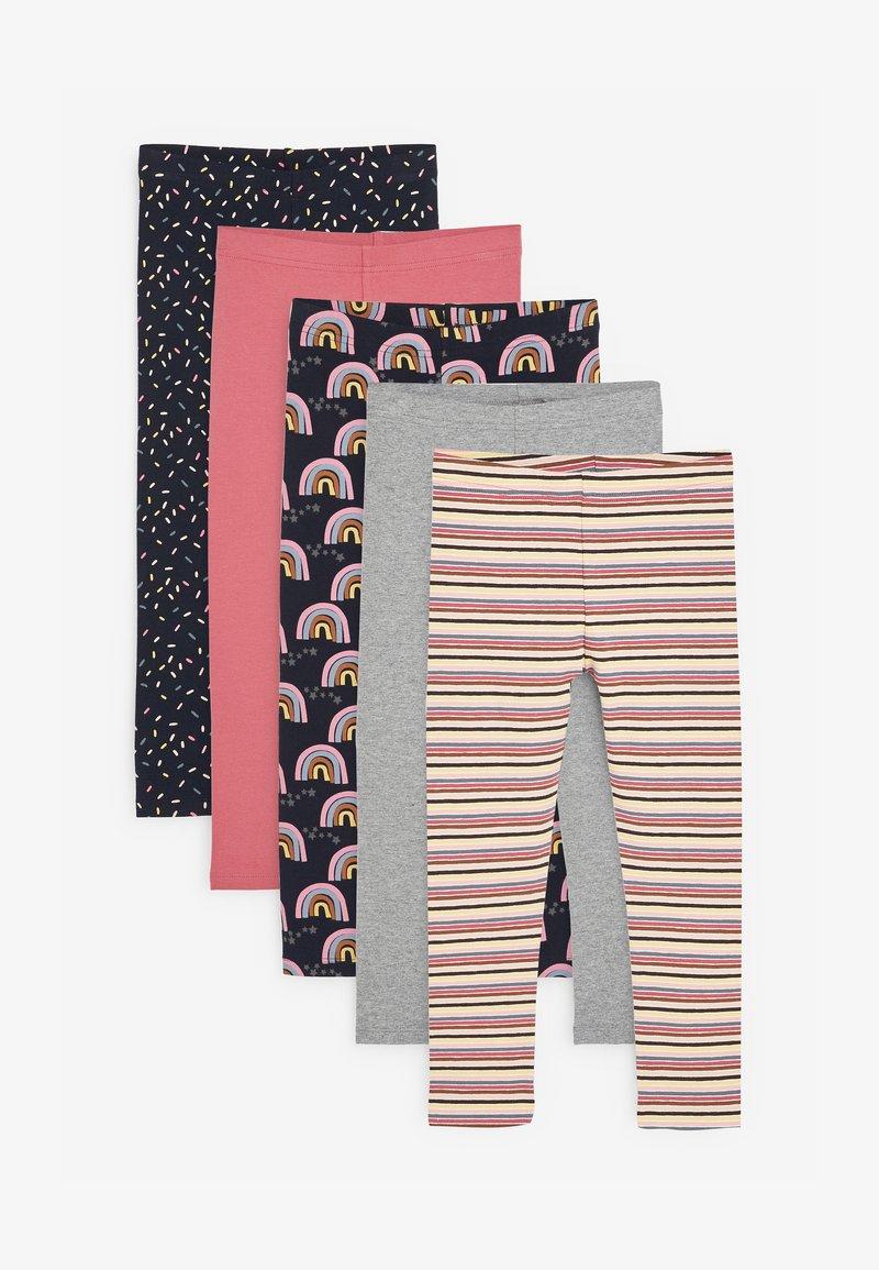 Next - 5 PACK - Leggings - Trousers - grey