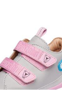 Affenzahn - BARFUSSSCHUH KOALA - Baby shoes - grey - 7