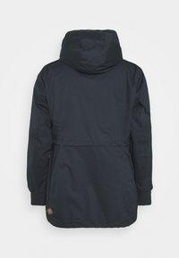 Ragwear Plus - DANKA - Summer jacket - navy - 8