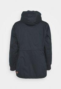 Ragwear Plus - DANKA - Summer jacket - navy - 1