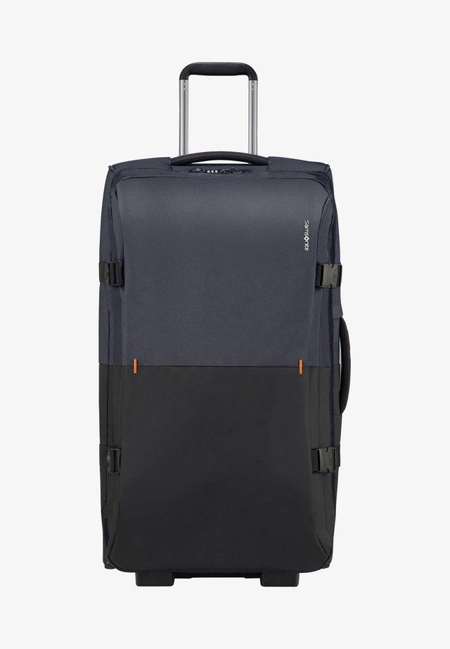 RYTHUM  - Wheeled suitcase - blue