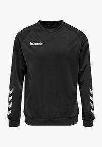 Hummel - Sweatshirt - black - 0