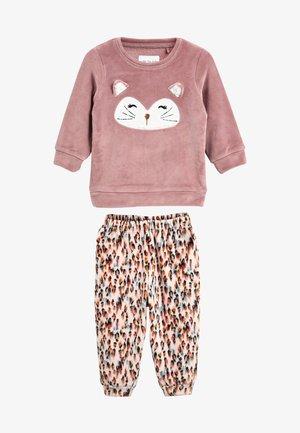 2 PACK - Pyjama - pink