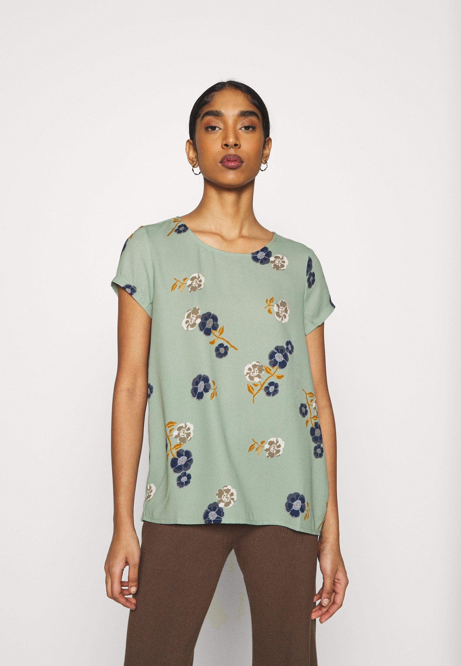 Damen VMFALLIE - T-Shirt print
