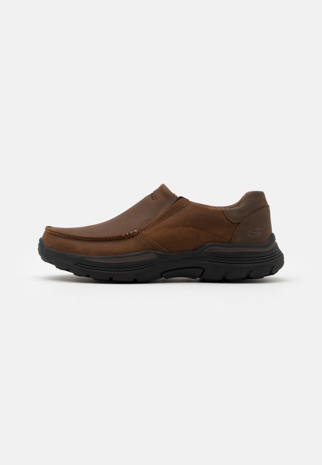 EXPENDED HELANO - Mocasines - dark brown