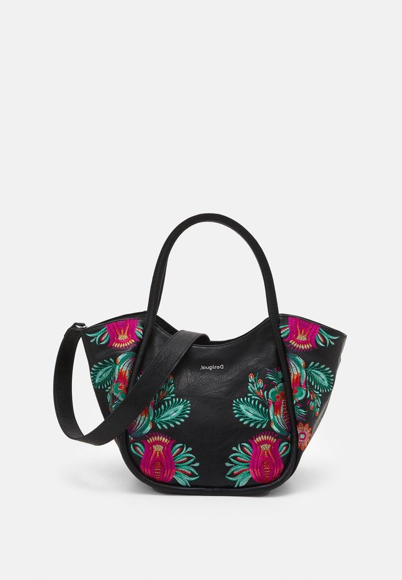 Desigual - BOLS LOUVRE ROTTUM - Handbag - black