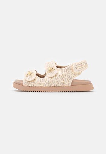 LOCKSTOCKK - Sandals - natural