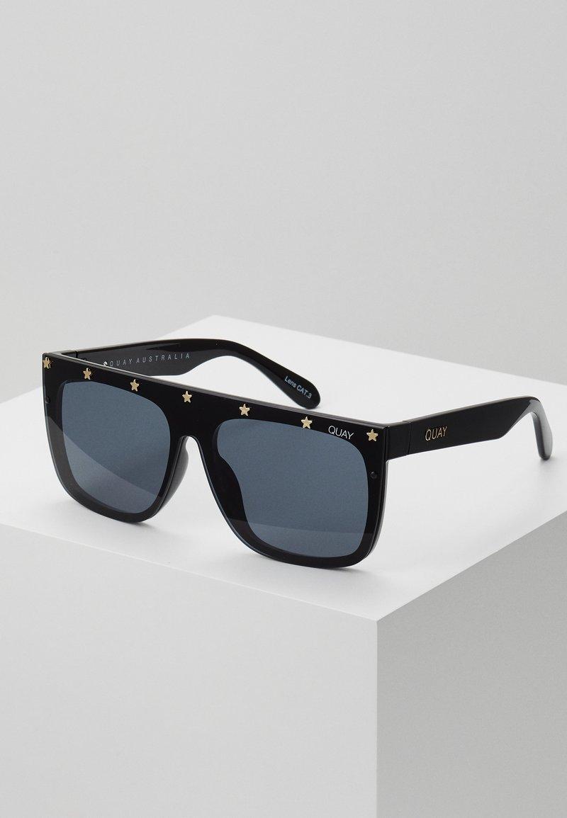 QUAY AUSTRALIA - JADED STARS  - Sluneční brýle - black