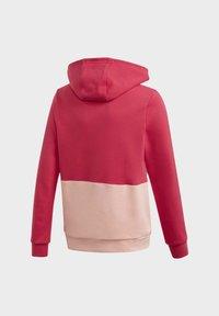 adidas Originals - Large Trefoil - Hoodie - Pink - 4