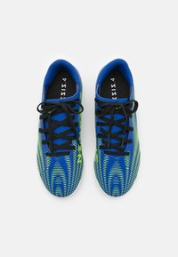 adidas Performance - NEMEZIZ .4 IN UNISEX - Indoor football boots - royal blue/solar yellow/footwear white - 3