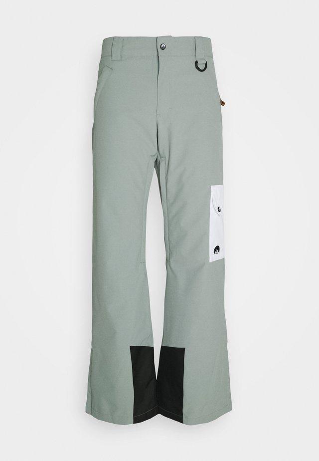 FRESH POW PANT - Skibroek - grey