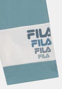 Fila - PADDY BLOCKED  - Shorts - cameo blue/snow white - 2