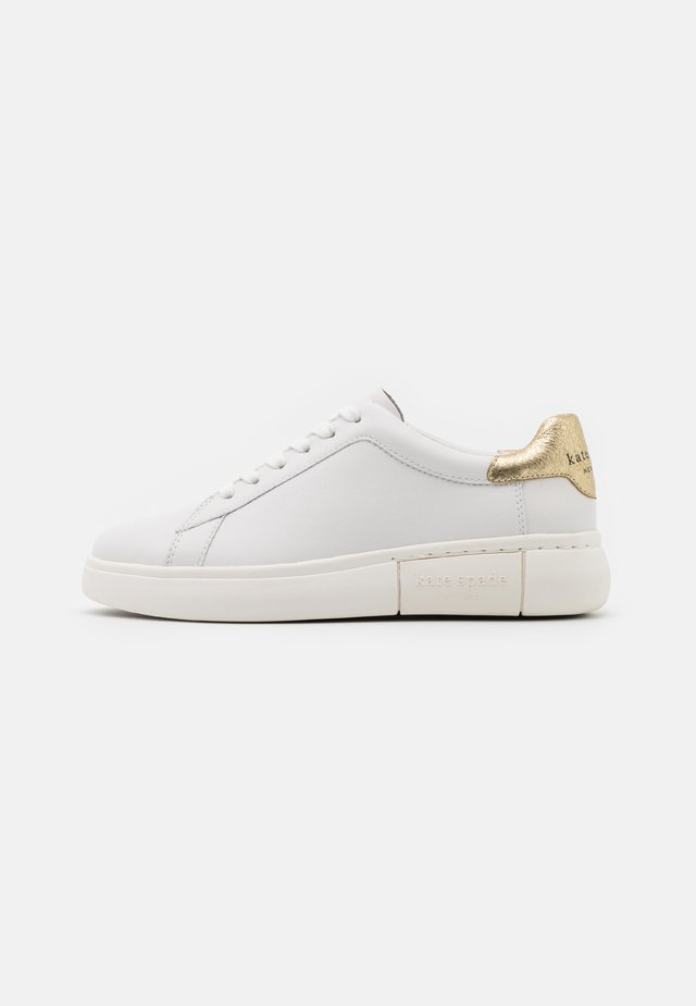 LIFT - Sneakers laag - optic white/gold