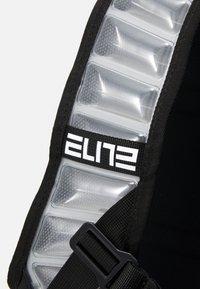 Nike Performance - HOOPS ELITE PRO - Rucksack - midnight navy/black/white - 5