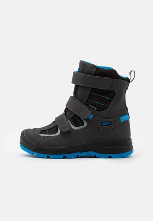REDWOOD WP UNISEX - Winter boots - raven/magnet