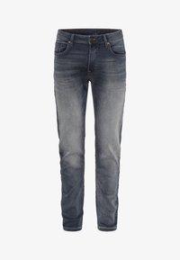 SYLVESTER - Jeans slim fit - light destroy wash