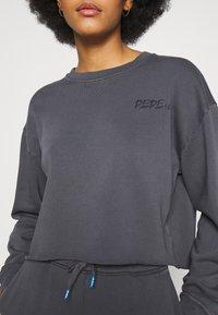 Pepe Jeans - NONA - Sweatshirt - steel grey - 5