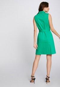 Morgan - Shirt dress - green - 2