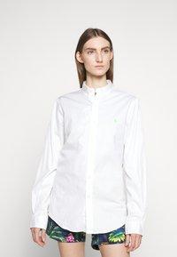 Polo Ralph Lauren - CHINO - Camisa - white - 3