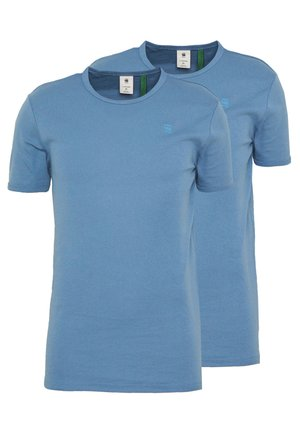 BASE 2 PACK  - Basic T-shirt - delft
