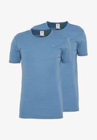 BASE 2 PACK  - T-shirt basic - delft