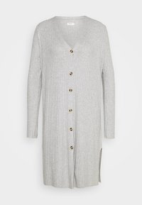 ONLY - ONLJULIE CARDIGAN - Strikjakke /Cardigans - light grey melange - 3