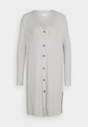 ONLJULIE CARDIGAN - Kardigan - light grey melange
