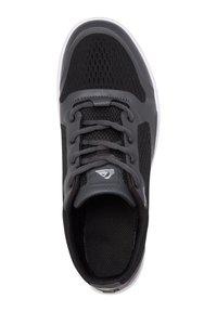 Quiksilver - AMPHIBIAN PLUS  - Trainers - black/grey/white - 1