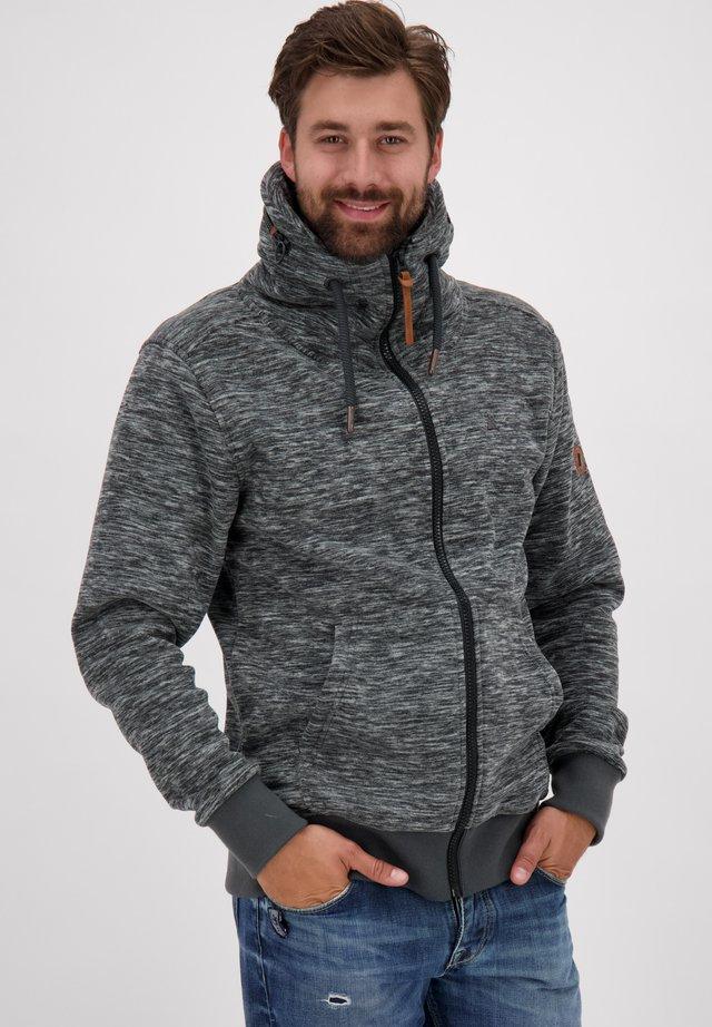 Fleece jacket - moonless