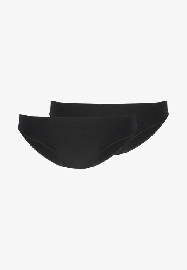 2 PACK - Slip - schwarz