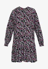Envii - ENSALSA DRESS  - Kjole - winter fleur - 4