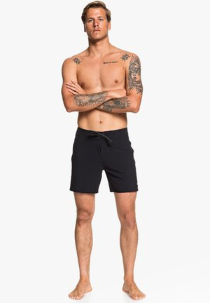 HIGHLINE KAIMANA - Plavky - black