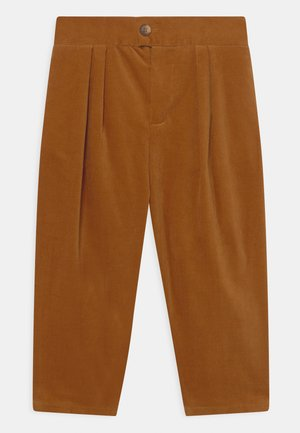 PASCALE UNISEX - Trousers - nutmeg brown