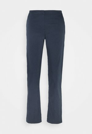 WINTER PANTS - Stoffhose - night blue